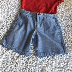 Cat & Jack short jeans size 6 Blue